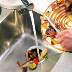 Установка утилизатор пищевых отходов. Курские сантехники.