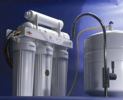 Установка фильтра очистки воды в Курске