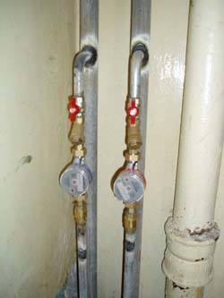 Замена стояков горячей и холодной воды в Курске, монтаж стояков водоснабжения